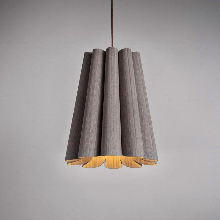 lampara colgante olivia weplight madera calida iluminacion led decorativa buenos aires argentina